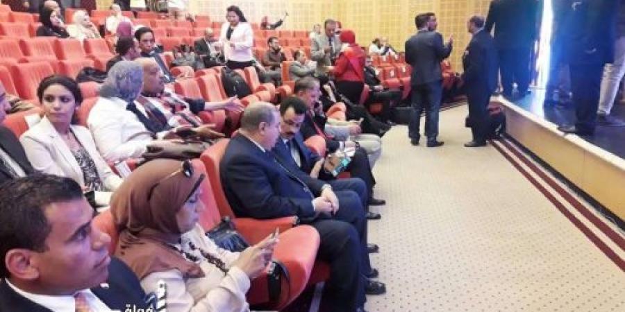 المؤتمر الدولي الرابع بمكتبة الإسكندرية يدور حول مفهوم التنمية المستدامة وأهدافها