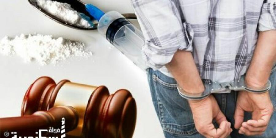 القبض على عاطل بحوزته ١٣٦ لفافة مخدر هيروين بالإسكندرية
