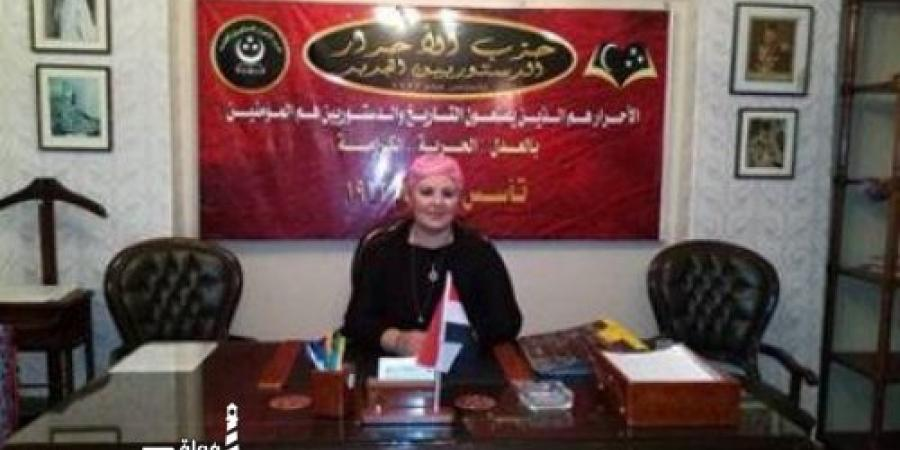 الدكتورة/هدى الساعاتى .. المتحدث الإعلامى والرسمى بالإسكندرية