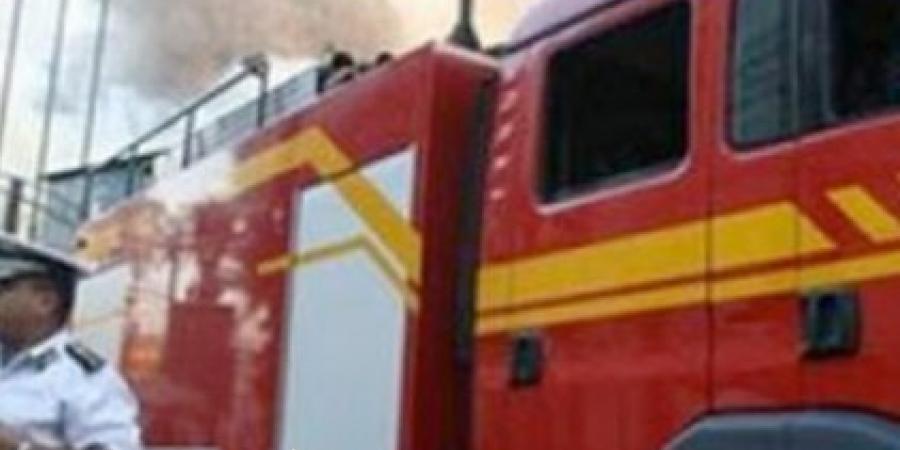 نشوب حريق في مركز عيون بمنطقة الإبراهيمية في الإسكندرية أسفر عن حالات إصابة