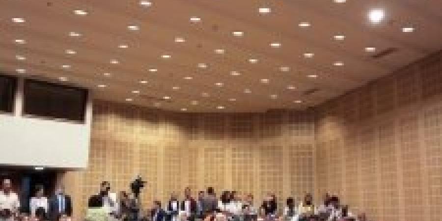 """""""سلطان """" يستقبل الوفد الصينى المسوؤل عن تنظيم المعرض المتنقل بمكتبة الأسكندرية"""