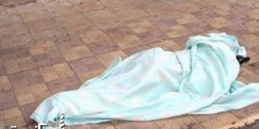 لحام يلقي مخلفات أعمال ترميم من شرفة شقته في الطريق العام مما تسبب في وفاة طالبة