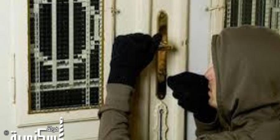 القبض على تشكيل عصابي تخصص في سرقة المنازل