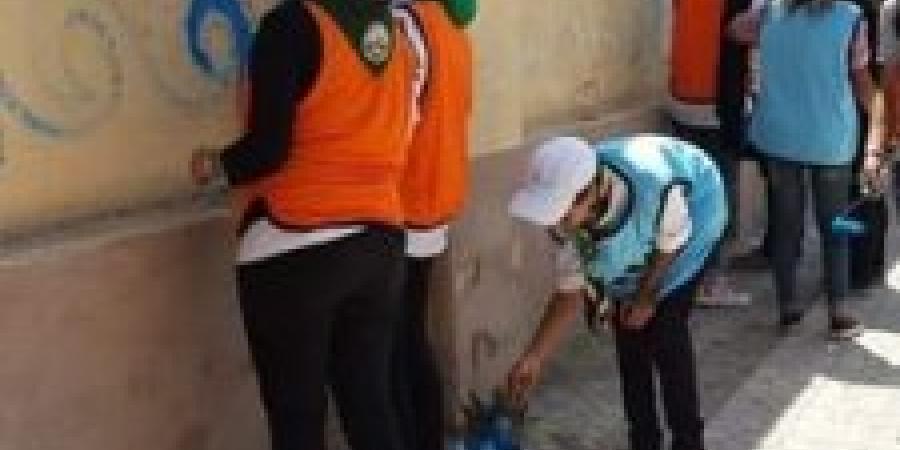 الشباب و الرياضة بالإسكندرية تدشن مشروع (شارك ونظف) بمركز شباب السيوف