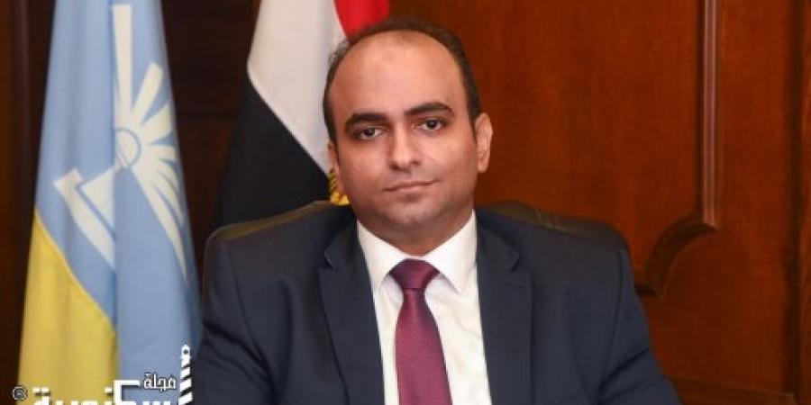 ننشر السيرة الذاتية لنائب محافظ الإسكندرية