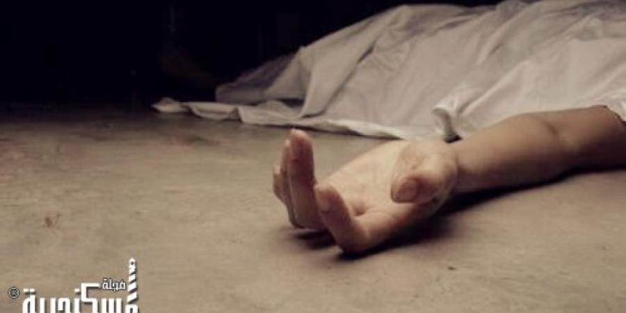 العثور على جثة شخص ملقى بجانب طريق المجزر  منطقة زاوية عبد القادر بالإسكندرية