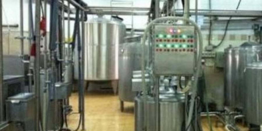 أمن الإسكندرية يتمكن من ضبط مصنع آيس كريم بدون ترخيص يستخدم مستلزمات إنتاج مجهولة المصدر