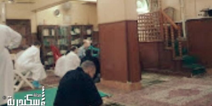 أمن الإسكندرية يتمكن من ضبط عاطلين لقيامهما بسرقة مسجد المؤمنين