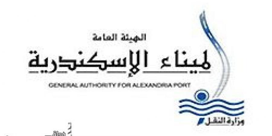 النقل : زيادة في الفائض الفعلي بميناء الإسكندرية بمقدار %225