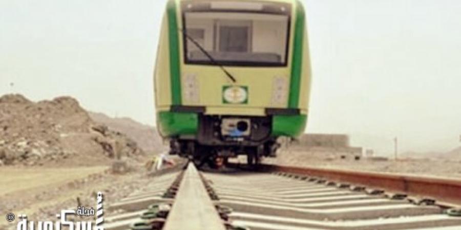 وفاة مواطن بعد إصطدام قطار خط برج العرب به  بمنطقة عبد القادر - نجع حرابي في الإسكندرية