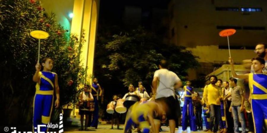 """مبادرة """" فن و حياة """" للأطفال المعرضين للخطر بالإسكندرية"""