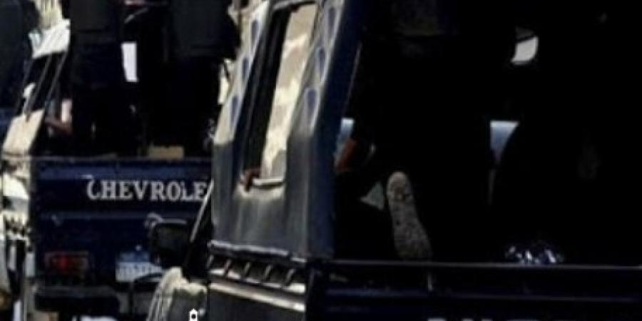 حملة أمنية بمنطقة عامود السواري في الإسكندرية