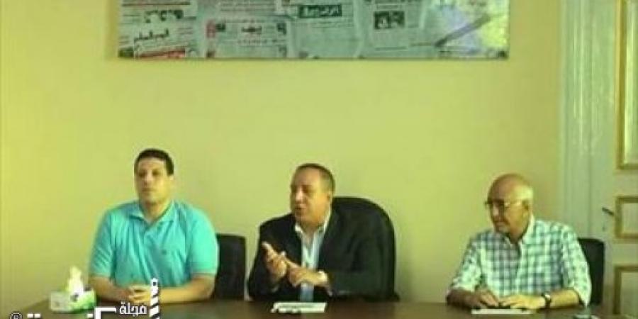 نقيب الصحفيين بالإسكندرية يطالب بسحب تنظيم مهرجان الإسكندرية السينمائي الدولي