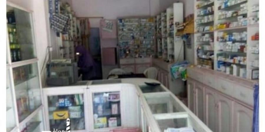 ضبط مديرة صيدلية تقوم بالإتجار فى الأدوية غير صالحة للإستهلاك الآدمى بالإسكندرية