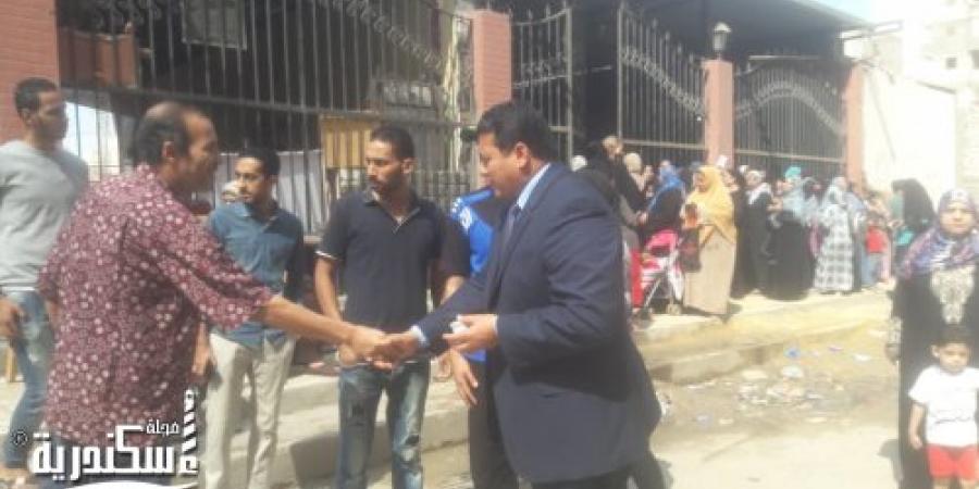 إقبال كبير على القوافل الطبية في الإسكندرية