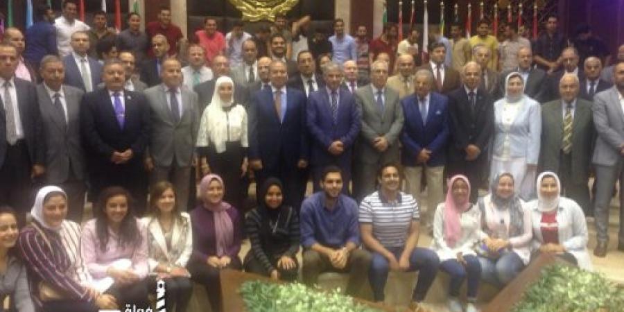 فعاليات المجلس الاستشاري لكلية النقل الدولي
