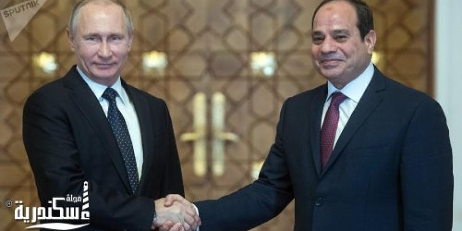 الإستعلامات : زيارة الرئيس لروسيا تطلق مرحلة جديدة في العلاقات السياسية والاقتصادية