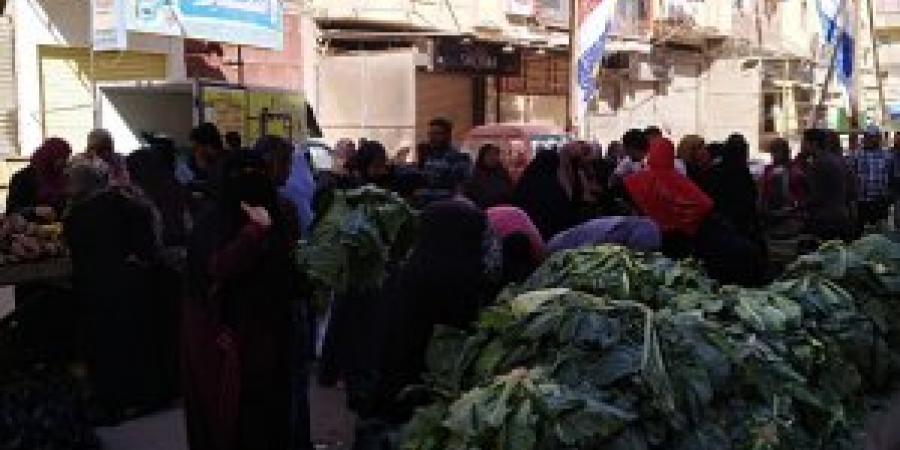 مبادرة بلدنا بخير لخدمة أهالي الإسكندرية