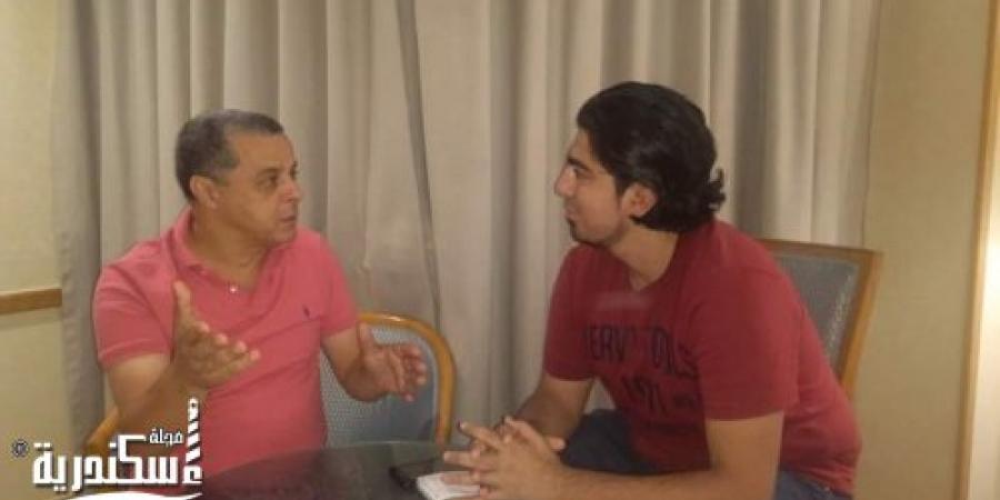 """المخرج المغربي عبد الاله الجوهري لمجلة إسكندرية: """"سعيد بتكريم وإنصاف فيلمي في أم الدنيا وأرض الفن"""""""