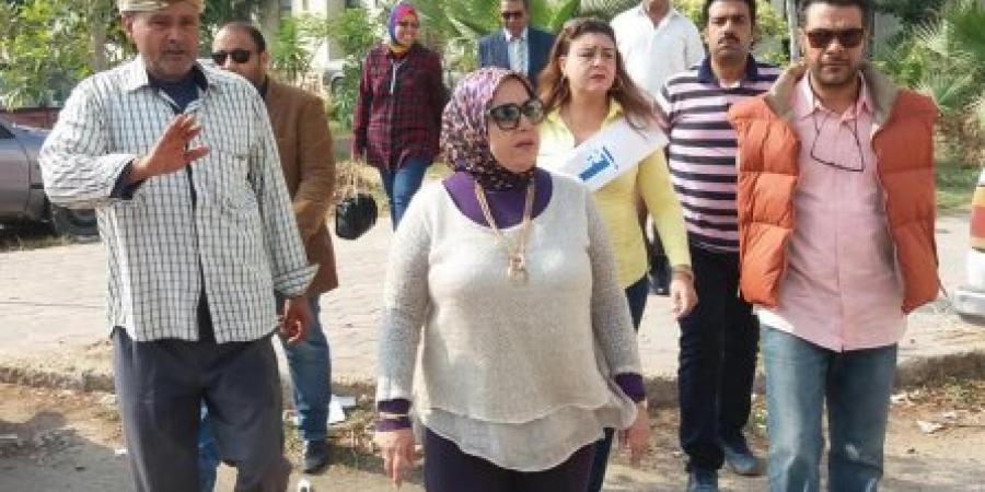 انطلاق مشروع غرس المليون شجرة بتعليم الاسكندرية