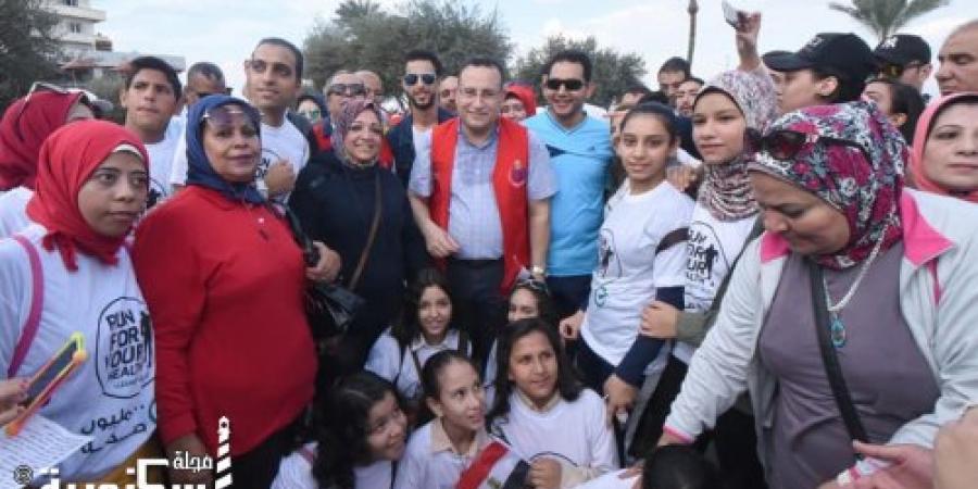 قنصوة: هذا المهرجان لن يكون الأخير وستقام العديد من المهرجانات على أرض الاسكندرية