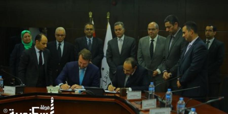 مذكرة تفاهم بين هيئة ميناء الإسكندرية وشركةCDR الهولندية  لتطوير الأرصفة البحرية