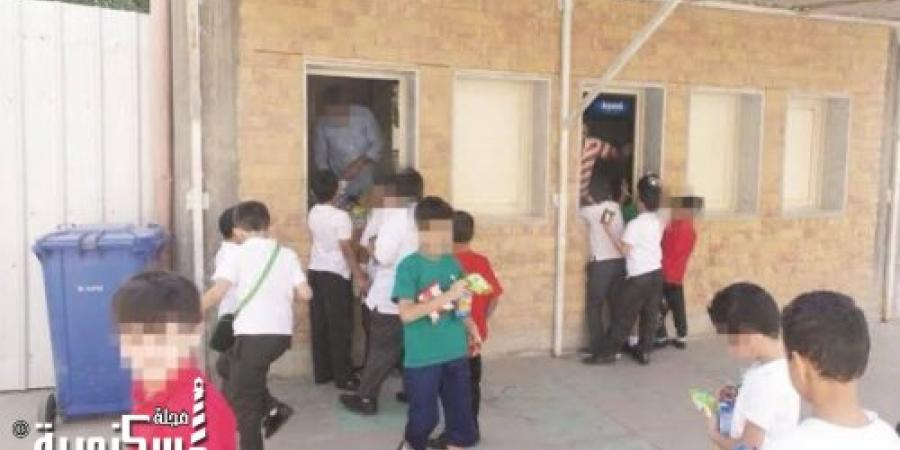 شرطة تموين الإسكندرية ومديرية الصحة يقومان بفحص مقصف مدرسة إبتدائي بعد إصابة عدد من طلابها بتسمم غذائي إثر تناولهم مشروب من المقصف
