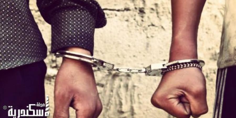 أمن الإسكندرية يتمكن من ضبط عدد من الهاربين من تنفيذ أحكام صادرة ضدهم