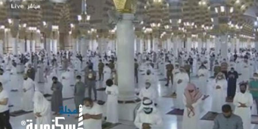 عاجل..نقل شعائر صلاة الفجر من المسجد النبوي الشريف