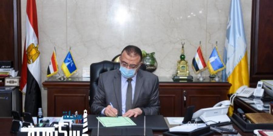 محافظ الإسكندرية يعتمد نتيجة الشهادة الإعدادية بالمحافظة للعام الدراسي 2020/2019 بنسبة نجاح 99٪