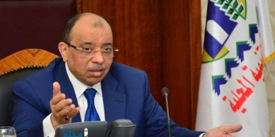 محمود بريك رئيس حى الجمرك الإسكندرية