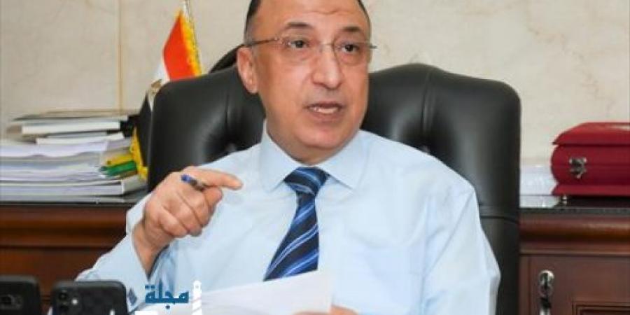 خالد جمعة سكرتير عام مساعد محافظة الإسكندرية