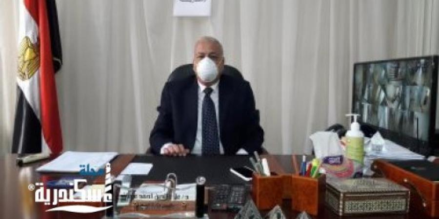 """""""صحة الاسكندرية"""": لا صحة للفيديو المنسوب إلى مسشفى الصدر بالمحافظة"""