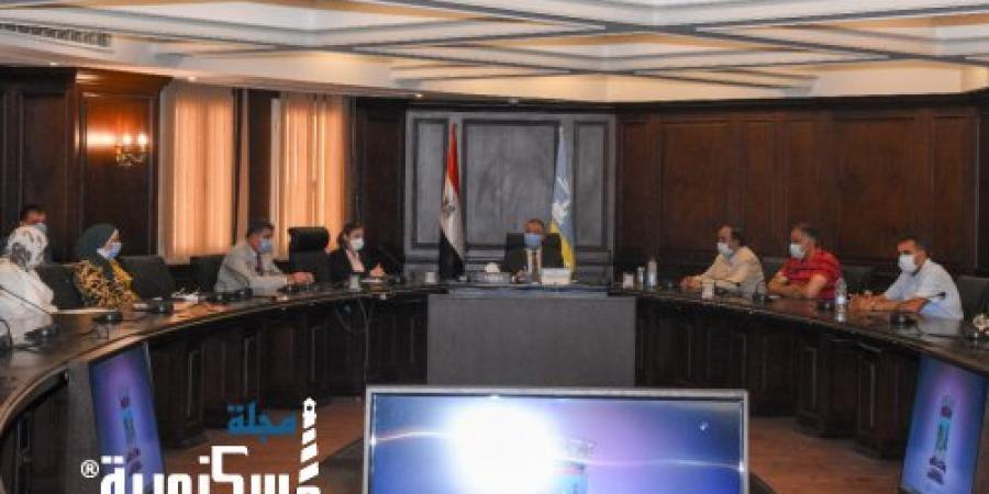 محافظ الإسكندرية: كل رئيس حي مسئول مسئولية كاملة عن حيه ولن نسمح بأي تقصير في مهامه
