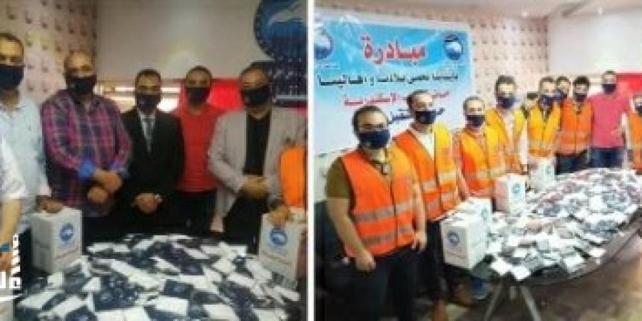 مستقبل وطن بالإسكندرية : سيتم توزيع كمامات قماش بفلاتر صلاحيتها شهر