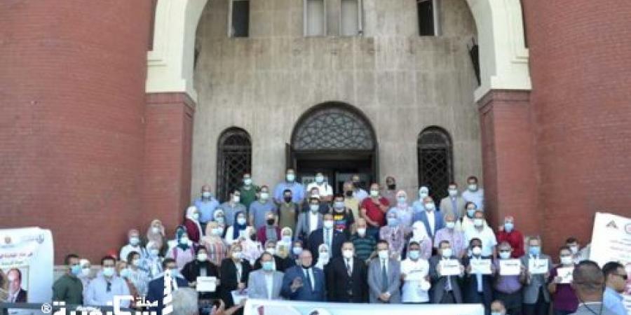 جامعة الإسكندرية تطلق أكبر قافلة تنموية شاملة لبرج العرب ضمن «حياة كريمة»